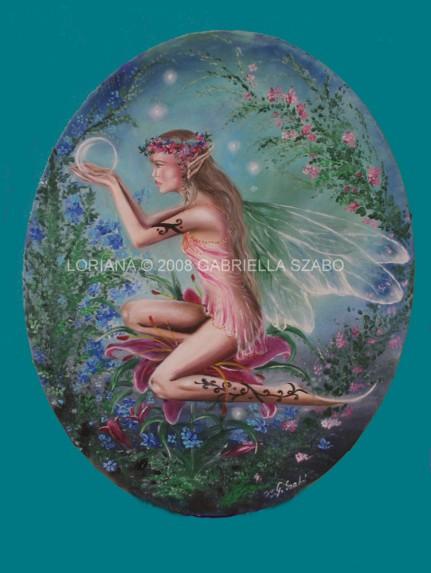 Fairy Circle Fantasy Art